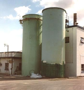 General Chemical, Thorold, Ontario (Liquid Alum)